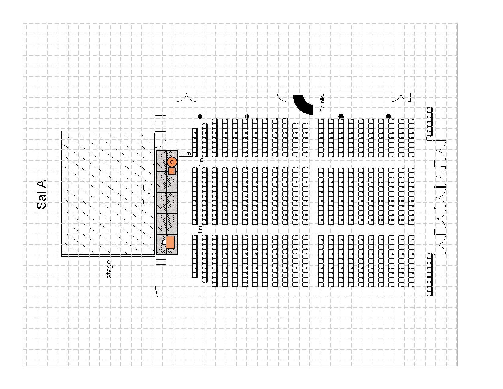Kino 690 plasser