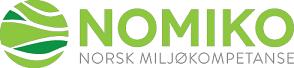 Nomiko AS. Logo.