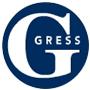 Gress gruppen AS. Logo.